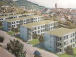 Überbauung 60 Wohnungen Bauführung 5313 Klingnau