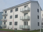 3 Zimmer Wohnung im EG Fläche: 65m² BGF Nettomiete: CHF 1'350.00 Nebenkosten: CHF 150.00 ab 1. Juli 20161. Monat GRATIS Färbestr. 7, 4665 Oftringen